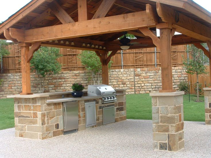 Outdoor Kitchens – Tropical Builders