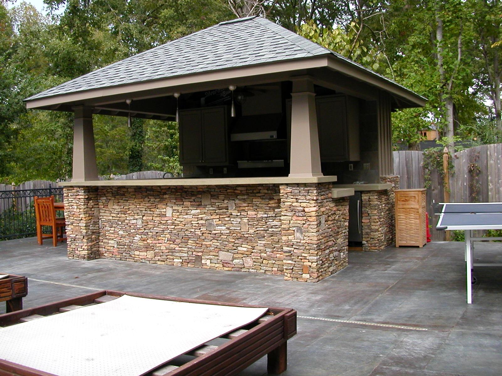 Outdoor Kitchens Tropical Builders