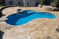 travertine-pool-coping-Reston-Virginia