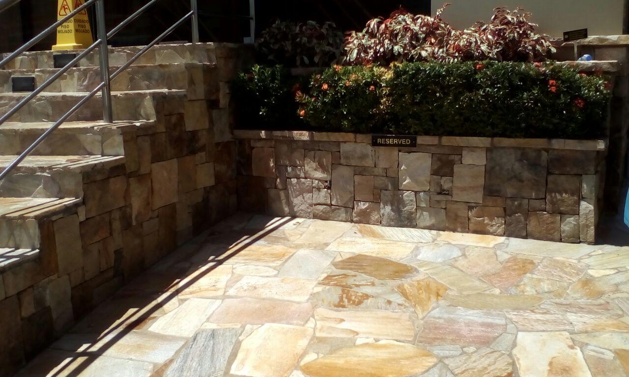 Brick and stone 3